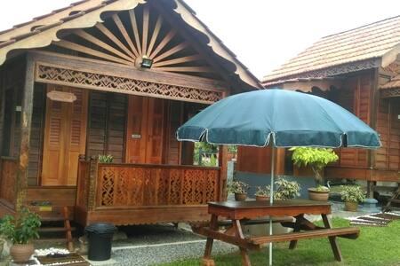 Local Chalet @ Melaka, Afamosa - Alor Gajah - Haus
