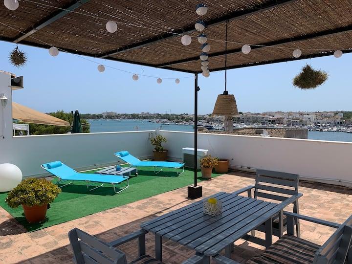 Apartamento de estilo mediterraneo