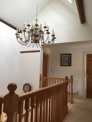 Private Rooms in Country House - Banbury - Hus