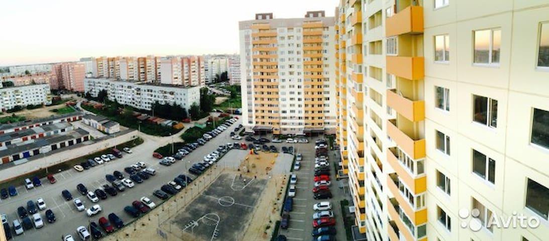 Сдам однокомнатную квартиру на ул. Преминина - Wołogdy - Apartament