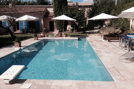 Charming Provence House for 6 pers - Lorgues - Villa