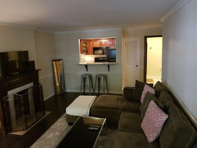 Warm Cozy 1 BR Apartment Goldcoast