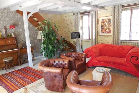 Maison de charme coeur de Nièvre