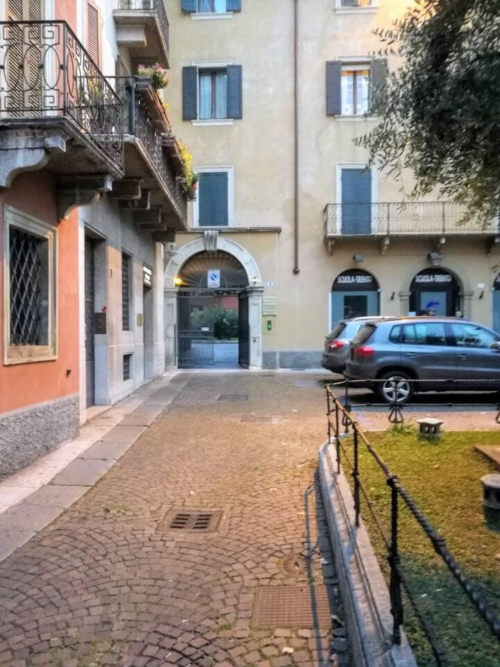 Castle View Lodge-intero appart. Verona  centro