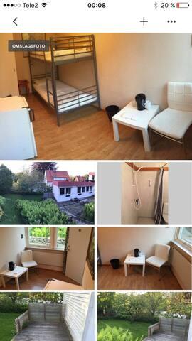 Mysig lägenhet uthyres i Båstad