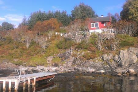Mangersnes Panorama - Radøy - Cabaña