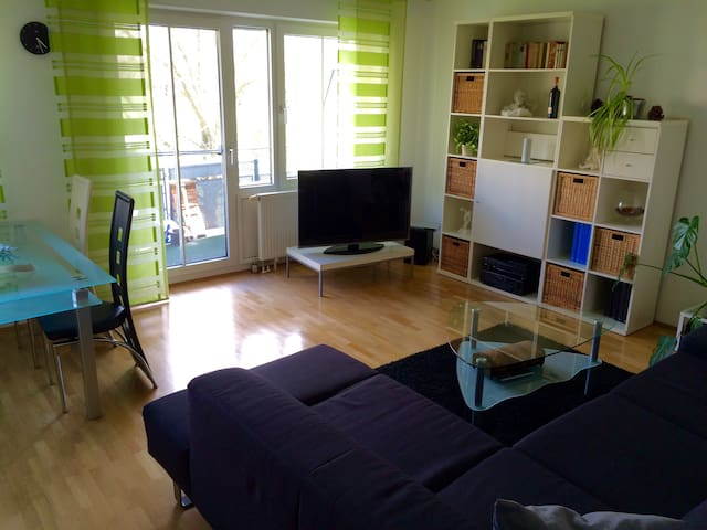 Cute room near S-Bahn and Camp - Dachau - Appartement