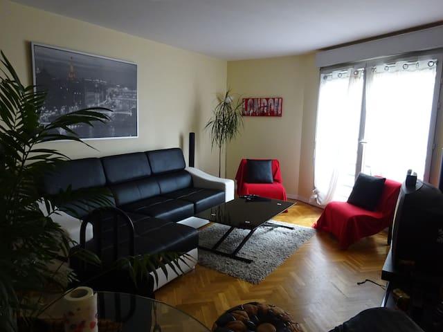 Lyon 7 proche Garibaldi - Lyon - Apartamento