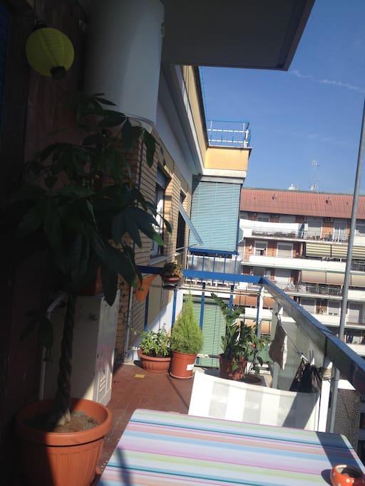 Tavolo in Balcone