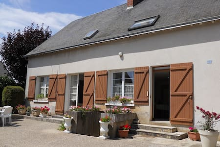 Maison de campagne proche Blois - Landes-le-Gaulois