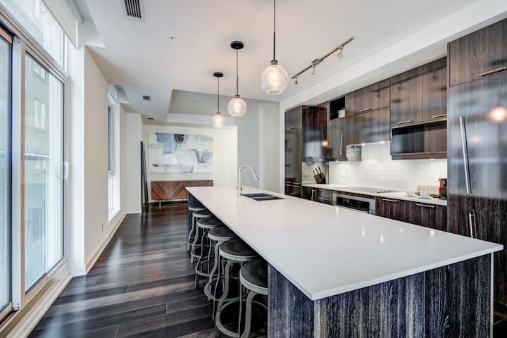 LUXURY CONDO IN THE HEART OF DOWNTOWN TORONTO