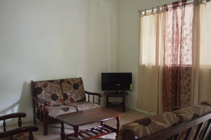 Cozy 2Bdrm Apts in sub-urban area. - Kingstown - Apartment