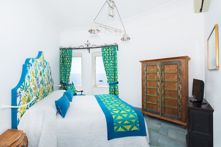 suite junior_camera da letto