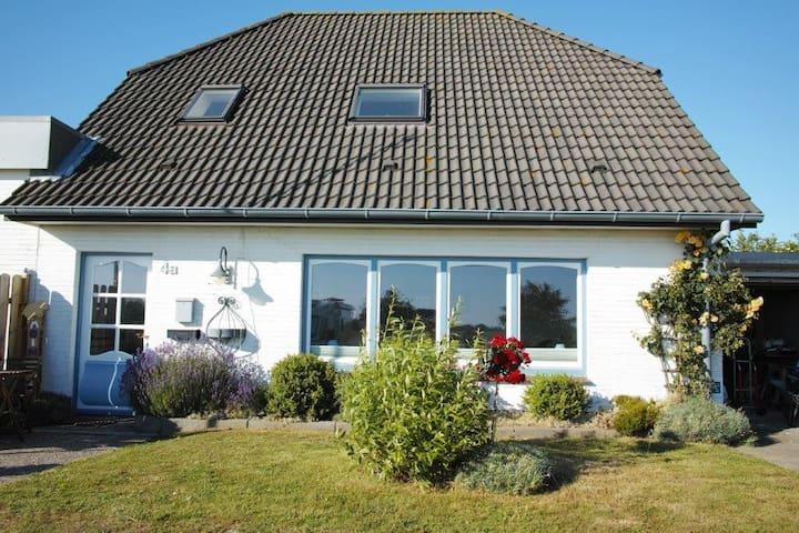FeWo Kiefhuck - Deichkieker - Nordstrand - Apartamento