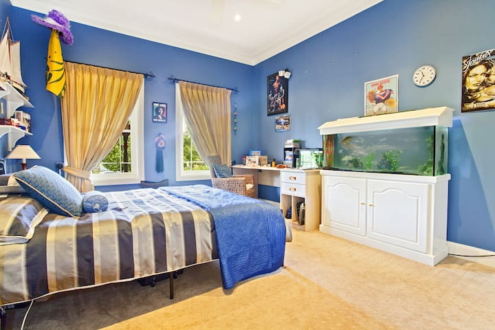 2Queen Rooms in a beautiful setting