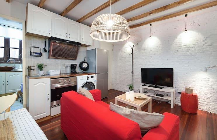 cozy romantic flat in Tianzifang - Xangai
