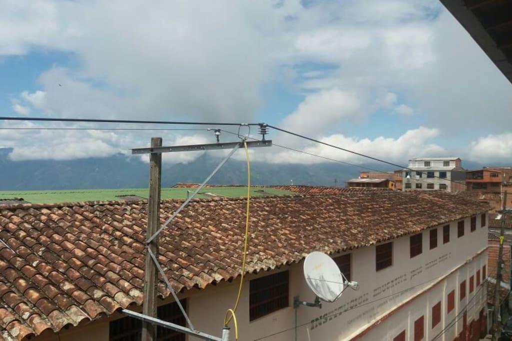Cerro San Vicente, Abejorral