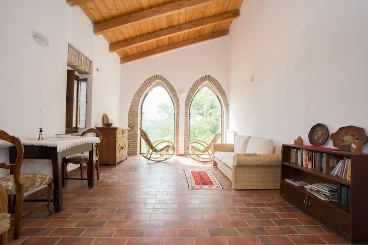 Casale Le Bifore - Tuscia - Vitorchiano - Rumah