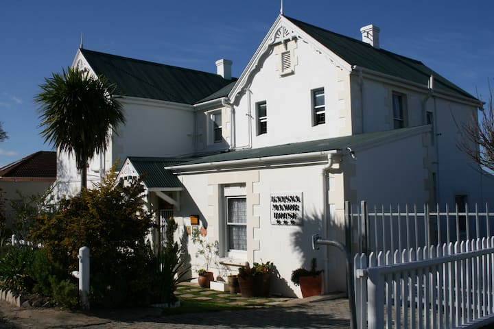 Knysna Manor House - Single Rooms