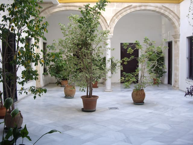 Apartamento en casa palacio