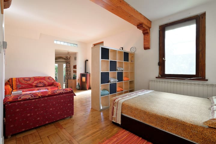 Lovely apartment for four people, Izola Slovenia - Baredi 1