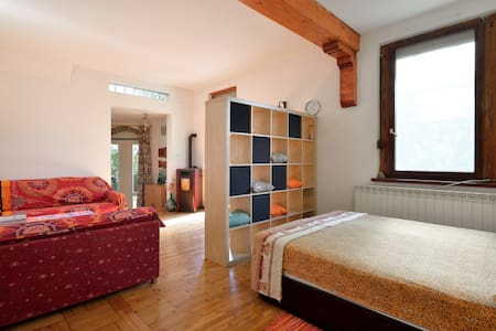 Lovely apartment for four people, Izola Slovenia - Baredi 1 - Daire
