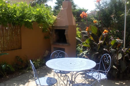 3. Jasmin -Studio-jardin Plein Sud - Alénya - Flat
