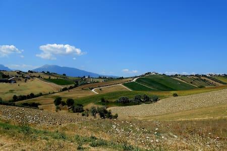 Stanza verde - Torano Nuovo