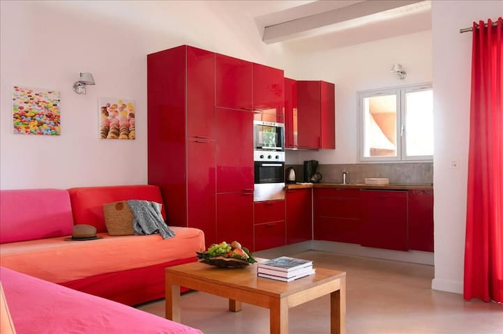 Apartment Comfort 4/6 pax
