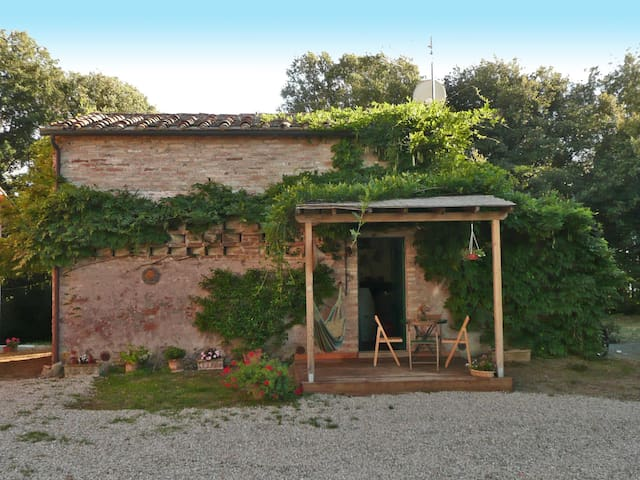 romantico cottage in Toscana - Montaione - บ้าน