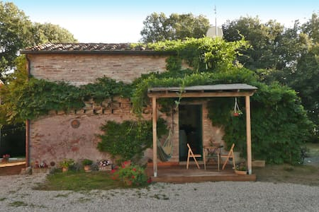 romantico cottage in Toscana - Montaione - Hus