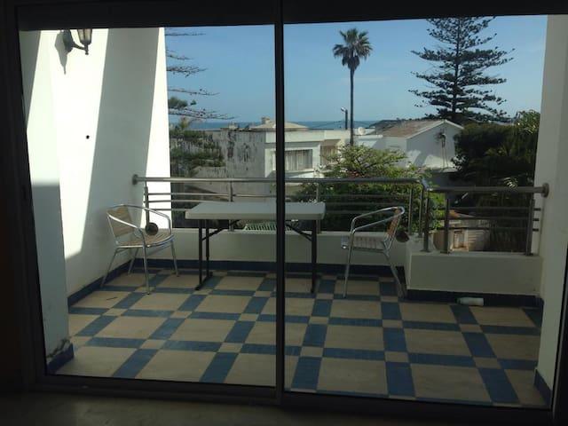 Appartement meublé à skhirat plage