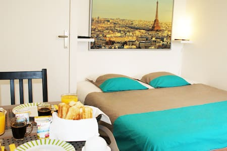 PARIS FREE BREAKFAST - Paris - Bed & Breakfast