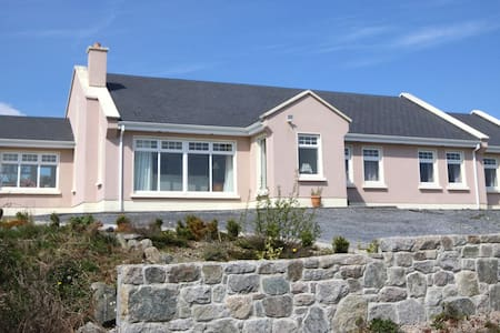 The Uplands, Spiddal - Spiddal Holiday Homes - Rumah