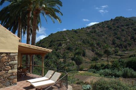Casa Rural Los Loros - Vallehermoso - Haus