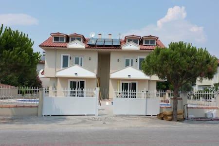 Dalyanda İkiz Villa Savran 1310 - Dalyan Belediyesi / Ortaca