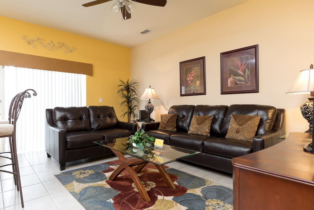 Comfy living room