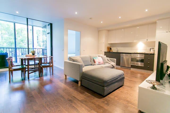Inner City Snug, Richmond - Richmond - Apartment