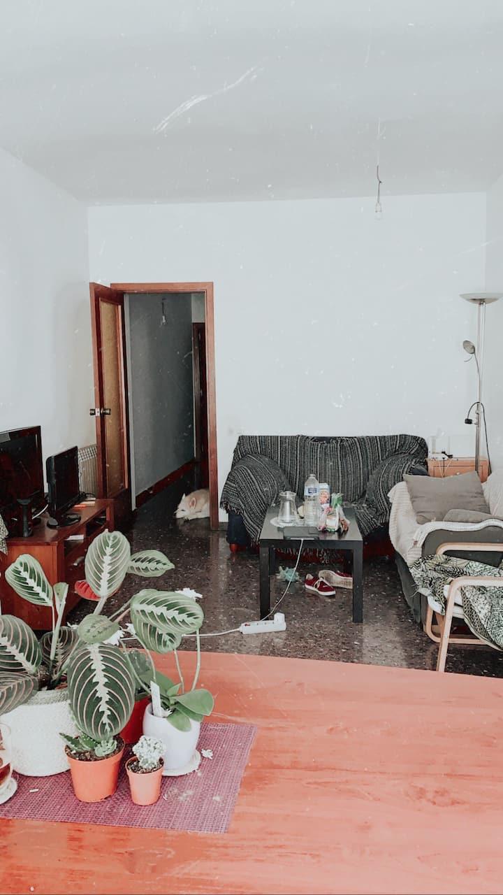 Habitación en Gràcia