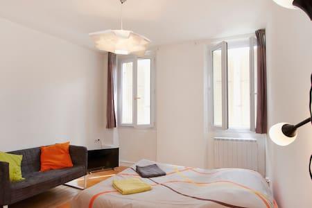 Beau studio calme Cœur de Marseille - Marseille