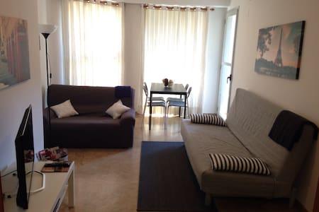 Apartamento Ciudad Artes y Ciencias - Valencia - Wohnung