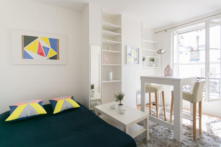 Superbe appartement lumineux ! - París