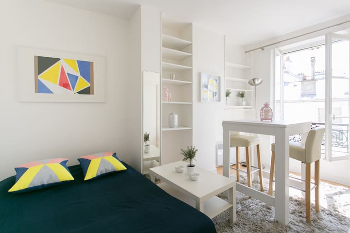 Superbe appartement lumineux ! - ปารีส - อพาร์ทเมนท์
