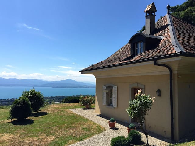Exclusive suite(s) close to Geneva - Rolle - Huvila