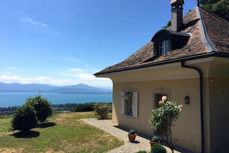 Exclusive suite(s) close to Geneva - Villa