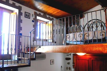 Fully refurbished house with loft - Badolato