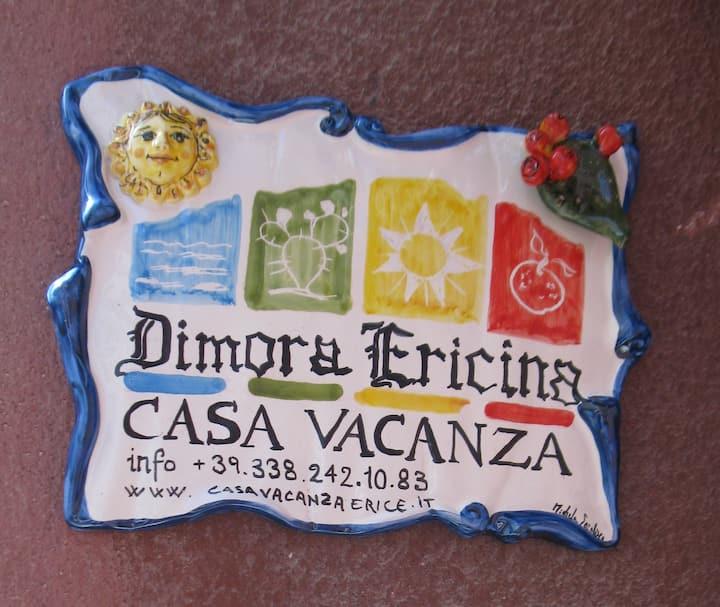 Dimora Ericina, Sole, Mare, Cultura