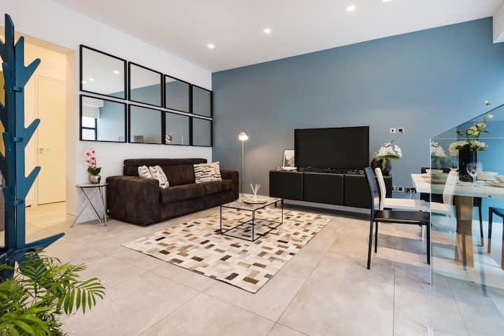 Extra Spacious 3Bedroom 3 en-suites quietest loca