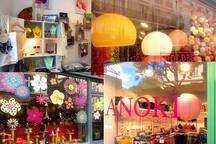 Boutiques créateurs à Montmartre