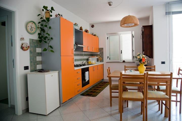 Esclusivo appartamento sul mare - Gioiosa Marea - Leilighet